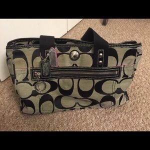 Genuine Coach purse-like new